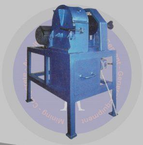 DISC PULVERIZER ( Disc mill )