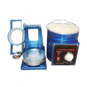 Vertical Cylinder Capping Concrete